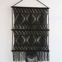 Magical Thinking Tiva Macrame Wall