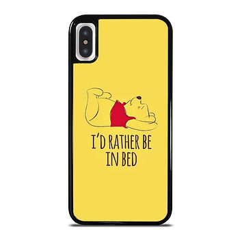 QUOTES WINNIE THE POOH iPhone 5/5S/SE 6/6S 7 8 Plus X/XS Max XR case