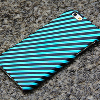 Green iPhone 6 iPhone 6 plus Case Black iPhone 5S 5iPhone 5CiPhone 4S/4 Case Stripes Samsung Galaxy S6 edge S6 S5 S4 S3 Note 3 Case - 010