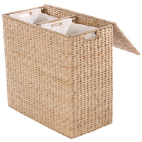 Divided Hamper w/ Liners, Laundry Hampers