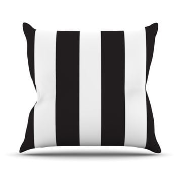 "KESS Original ""Beetle"" Throw Pillow"