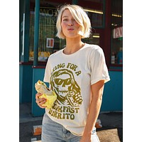 Dying for a Breakfast Burrito Tee