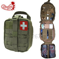 MOLLE EMT Tactical First Aid Bag