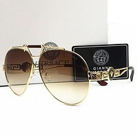 One-nice™ Perfect Versace Women Casual Summer Sun Shades Eyeglasses Glasses Sunglasses