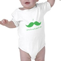 "St. Patrick's Day ""I Mustache You to Not Pinch Me"" from Zazzle.com"
