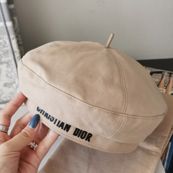 Image of Dior new hat