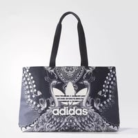 adidas Originals Tote Bag In Peacock Prints