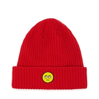 Patch Graphic Beanie