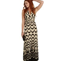 Sale-taupe Sweet Life Convertible Maxi Dress