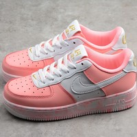 Women's Nike Air Force 1 Low Pastel/White Women's Shoes