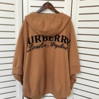 Burberry Women Hooded Wool Cardigan #457