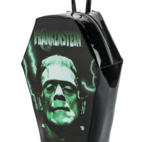 Frankenstein Coffin Back Pack