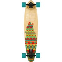 Mercer Lone Wolf 37.5 Pin Tail Longboard Complete at Zumiez : PDP