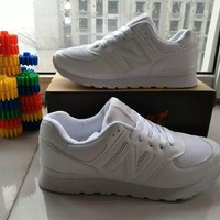 New Balance Fashion Casual All-match N Words Breathable Lover Sneakers Shoes-3