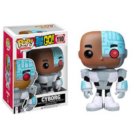 Funko POP! Heroes - Teen Titans - Vinyl Figure - CYBORG (4 inch): BBToyStore.com - Toys, Plush, Trading Cards, Action Figures & Games online retail store shop sale