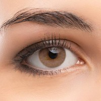 Mimo Brown Natural Colored Contact Lens MI0445