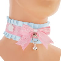 Kitten play collar, bdsm, DDLG, Petplay S8