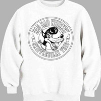 Bad Bad Whiskey Logo Sweater for Mens Sweater and Womens Sweater ***