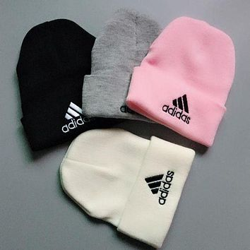 adidas Knitted hat-1
