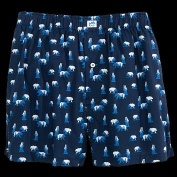 The Bearly Awake Boxer by Southern Tide