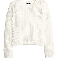 H&M - Rib-knit Top