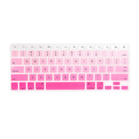 Pink Ombre Silicone MacBook Keyboard Cover