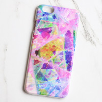 Shatter Glitter iPhone Case