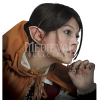 Halfling Ear Prosthetics