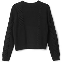 Ornament Knit Sweater | Sweaters | Weekday.com