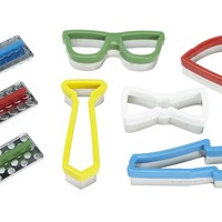 Band of Outsiders Cookie Cutter and Stamper Set:Amazon:Kitchen & Dining