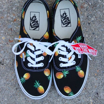 Pineapple VANS (fruit of your choice)