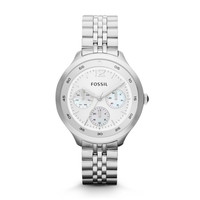 Editor Multifunction Watch, Silver