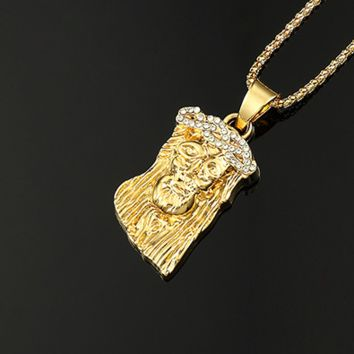 Gift Stylish New Arrival Shiny Jewelry Hip-hop Accessory Necklace [10529026499]