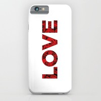 Love iPhone & iPod Case by Ryan Grice