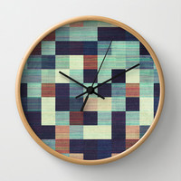 to the sea Wall Clock by spinL