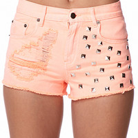 Cool Girl Denim Cut Offs