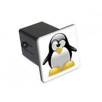 Penguin - Snow Bird Tow Hitch Cover