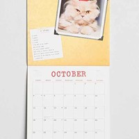 I Could Pee On This 2015 Wall Calendar- Brown One