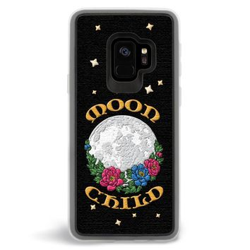 Moonchild Embroidered Samsung Galaxy S9 Case