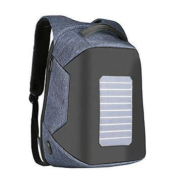 *Solar Backpack with USB Port!!