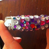Glitter Rhinestone Lighter