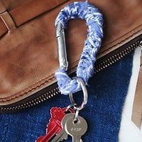 Free People Womens Bandana Carabiner