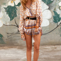 Gypsy Love Playsuit - Orange Blossom | Spell & the Gypsy Collective