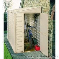 Duramax 4x8 Side Mate - Ships FREE -  Storage Sheds Direct