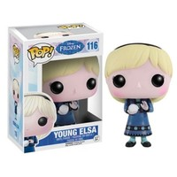 Disney Frozen Young Elsa Pop! Vinyl Figure : Forbidden Planet