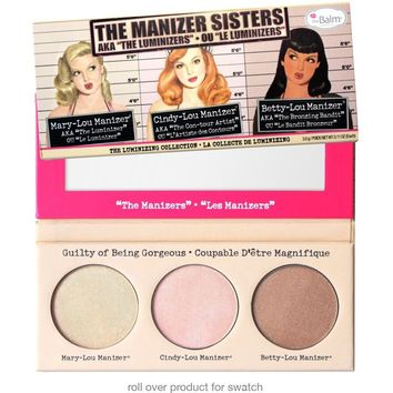 theBalm Cosmetics The Manizer Sisters Palette