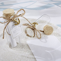Message in a Bottle Favors (Set of 12)