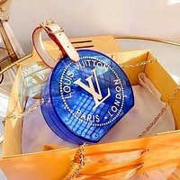 Louis Vuitton LV Hot Sale Lady Handbag Cosmetic Bag Jewelry Box