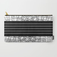 stakla Carry-All Pouch by Trebam | Society6