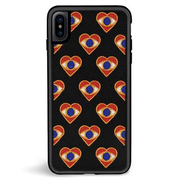 Visionary Embroidered iPhone XS Max Case